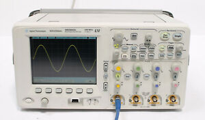Agilent Mso6054a 500 Mhz 4 16 Ch 4 Gs s Mixed Signal Scope W Options