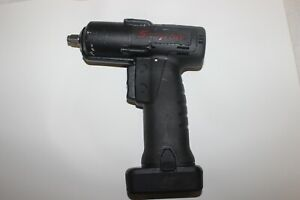Snap on Tools Ct761abk 3 8 Impact Wrench 14 4v With 2 5ah Battery