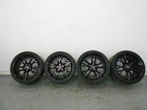15 16 17 18 19 Chevy Corvette C7 Z06 Oem Staggered Wheels Tires 0651