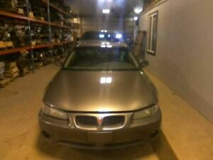Driver Front Seat Bucket Opt Ar9 Leather Electric Fits 00 03 Grand Prix 218973