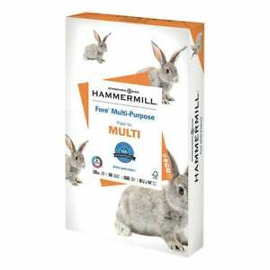 Hammermill Fore Multi purpose Paper Legal 20lb 96 bright 500 Sheets