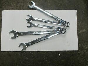 Kobalt Metric Wrenchs Set Of 5 Sizes 30 27 26 24 and 23