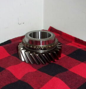 Brand New Saginaw 4 Speed 3rd Speed Gear 23 Tooth For The 2 54 Ratio Wt302 11b