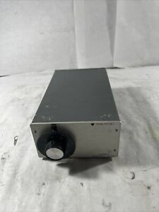 Trilithic 5vf110 220 3 50 kk Tunable Bandpass Filter Am C4a