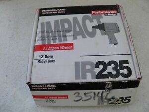 Ingersoll Rand 1 2 Air Impact Wrench Nos Open Box