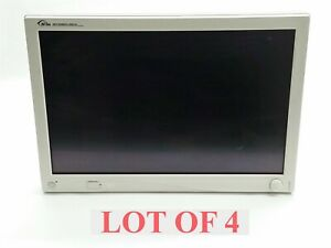 Stryker Endoscopy Wise 26 Hdtv Surgical Display Vision Electric Monitor Lot 4