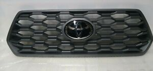 2016 2021 Toyota Tacoma Front Grille Grill Trd Sport Oem 16 17 18 19 20 21 Mint