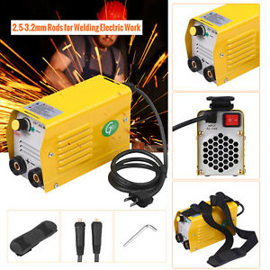 Zx7 200 200a Mini Electric Welding Machine Igbt Dc Inverter Arc Mma Welder 110v