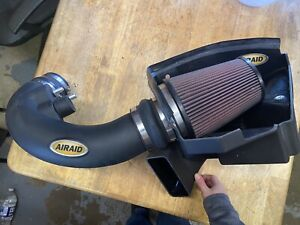 Airaid Cold Air Intake System Mxp 11 14 Ford Mustang Gt Coyote 5 0l V8 450 264