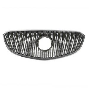 New Upper Chrome Grille For 2014 2015 2016 Buick Lacrosse 90766426 Gm1200705