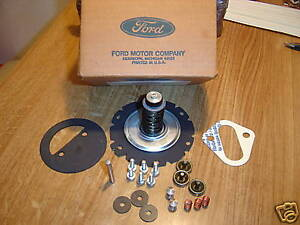 Carter X Fuel Pump Rebuild Kit Mustang Boss 428 Scj Cj