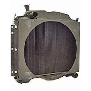 New 70256351 Tractor Radiator For Allis Chalmers Tractor Model 200