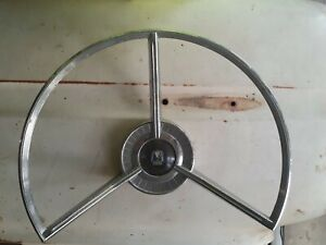 1959 Ford Ranchero Steering Wheel Horn Ring
