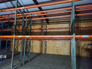 Pallet Racking Of Various Sizes Teardrop