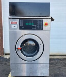 Cissell Washer Extractor Ipso We73c 18 Pound Alliance Cabinet Opl