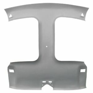 1993 2002 Camaro Firebird T Top Headliner New Abs Plastic Uncovered Afh25c Bare
