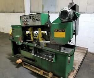 Doall c 912a 9 X 16 Auto Horzontal Band Saw