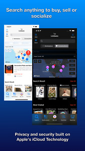 Lystit Ios Macos Marketplace App Business For Sale