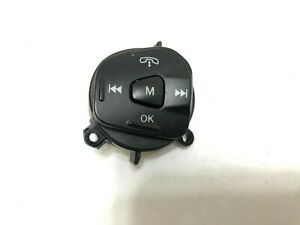 Ford Fiesta Steering Wheel Button Menu Phone Switch 2011 2012 2013 2014 Oem