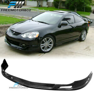 Fits 02 04 Acura Rsx Sport Style Front Bumper Lip Spoiler Pu