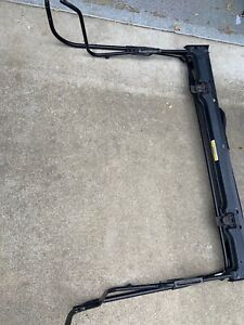 2007 2009 Jeep Wrangler 2 Door Factory Oem Soft Top Bow Frame Hardware