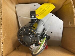 Weil mclain Combustion Blower Assembly 510 312 312 Brand New open Box