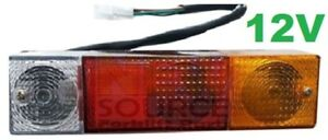 1376749 For Hyster Rear Turn brake back Tail Light 9011628 00 For Yale Vhy004
