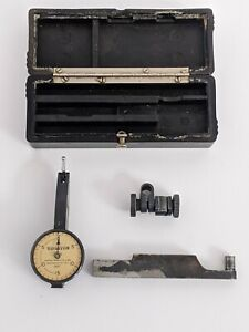 Federal Products Testmaster Dial Test Indicator b03