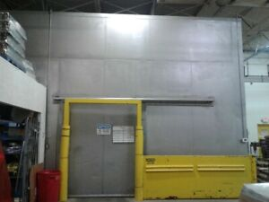 26 Commercial Food Service Walk in Refrigeration Cooler Trenton Condensing Unit