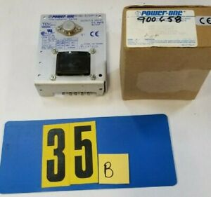 New Power One Power Supply Hb5 3 ovp a Output 5 Vdc 3a