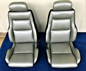 Custom Leather Car Seats Fit Datsun Nissan 280zx Sports Car Vintage Other