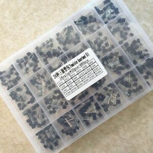 Triode Transistor Smd Assortment Assorted Box Kits Throught Hole 480pcs lots New