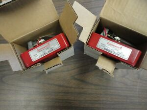 Vintage Gamewell 66849 Fire Alarm Electric Horn In Original Box N o s