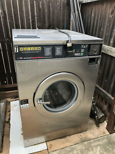 Sc50 Speed Queen Coin Op Washers 50 Lb 3 Phase