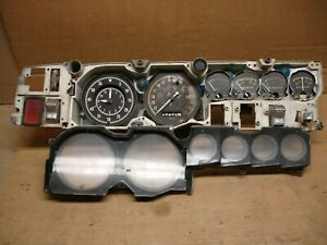 1968 69 B Body Charger R t Dash Cluster Super Bee Rally Coronet Six Pack Mopar