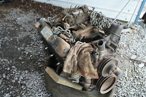 440 Mopar Engine And 727 Transmission Dodge Plymouth Chrysler Motor And Trans