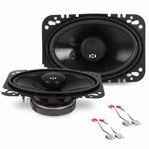 Front Dash Factory Speaker Replacement Package For 78 1983 Chevy Corvette Nvx
