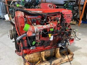 2005 Cummins Isx Rebuildable Engine Assembly Cm870 Tag 13200 Engine Assembly