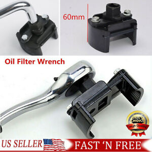 Auto Tool Oil Filter Wrench Cup 1 2 Housing Spanner Remover 60 80mm Motors Cars