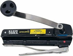 Klein Tools 53725 Bx And Armored Cable Cutter Black