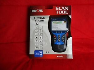 Innova Airbags Abs Scan Tool Code Reader 3160rs