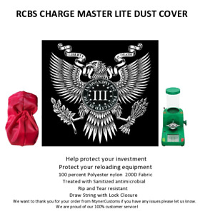 RCBS CHARGE MASTER LITE DUST COVER ACP $12.50
