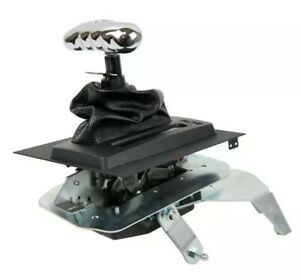 B M 81002 Console Hammer Automatic Transmission Shifter Fits 87 93 Mustang