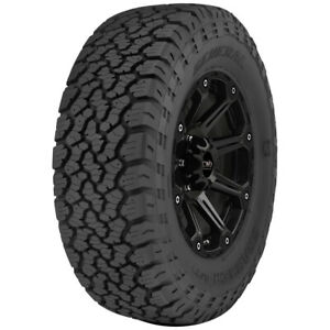 4 Lt265 60r20 General Grabber A Tx 121 118s E 10 Ply Bsw Tires