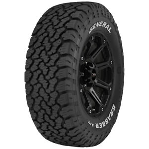 4 lt235 75r15 General Grabber A tx 104 101s C 6 Ply Rwl Tires
