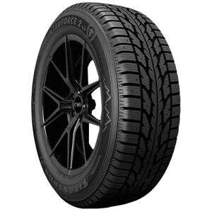 235 65r17 Firestone Winterforce 2 Uv 104s Sl 4 Ply Bsw Tire