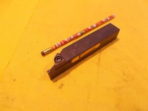 Kennametal Carbide Insert 1 Engine Lathe Cut Off Groove Parting Tool Holder