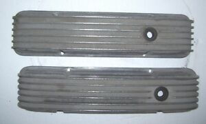 Reduced 1960s Cal Custom Valve Covers 40 1000 55 To Early 59 Chevrolet