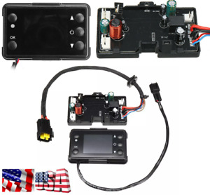 Timing Set Car Truck Track Air Diesel Parking Heater Control Switch motherboard
