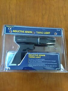 Trisco Tl 122 Inductive Xenon Timing Light 12v Ignition Tester Engine Nib